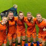 5 ADO vrouwen speelsters laten Oranje winnen van Italië