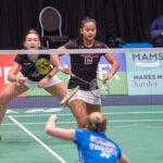 Haagse Topsport volgt badminton medaille kanshebbers Alyssa Tirtosentono en Imke van der Aar